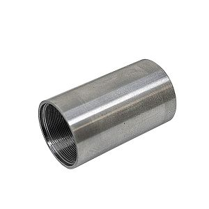 Blank English Bottom Bracket Shell Steel w/out holes