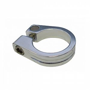 SEAT CLAMP 31.8MM ID WITH SWIVELLING NUT