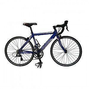 "24"" x 44cm alloy road with 9 speed Shimano Sora red or blue"
