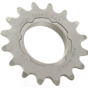 "Miche track sprocket 1/8"" with carrier"