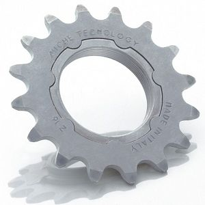"Miche Track 17t x 1/8"" sprocket with carrier"