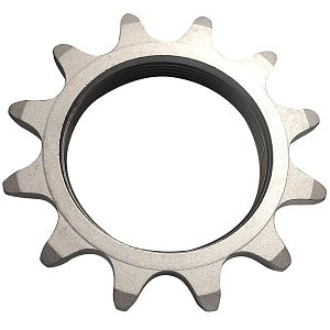 "Miche track sprocket 12t X 1/8"" with lock ring"