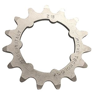"Miche 15t track sprocket 1/8"" with carrier"