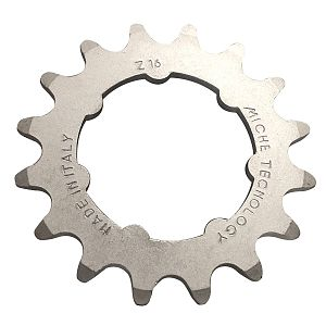 "Miche 16t track sprocket 1/8"" with carrier"