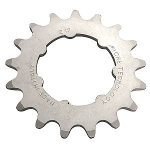 "Miche 17t track sprocket 1/8"" with carrier"