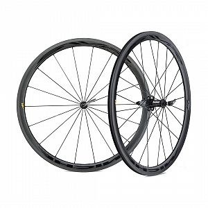 SWR Full Carbon Clincher 38/38 x 18 24 FULL CARBON SET